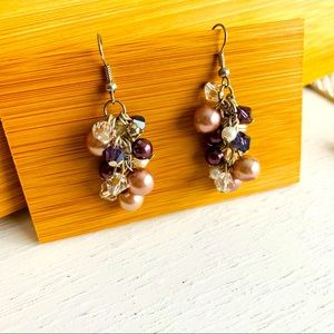 Swarovski Elements Handmade Crystal Earrings